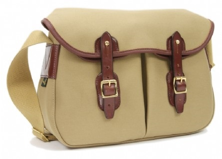 Large Brady Ariel Trout Bag - Khaki